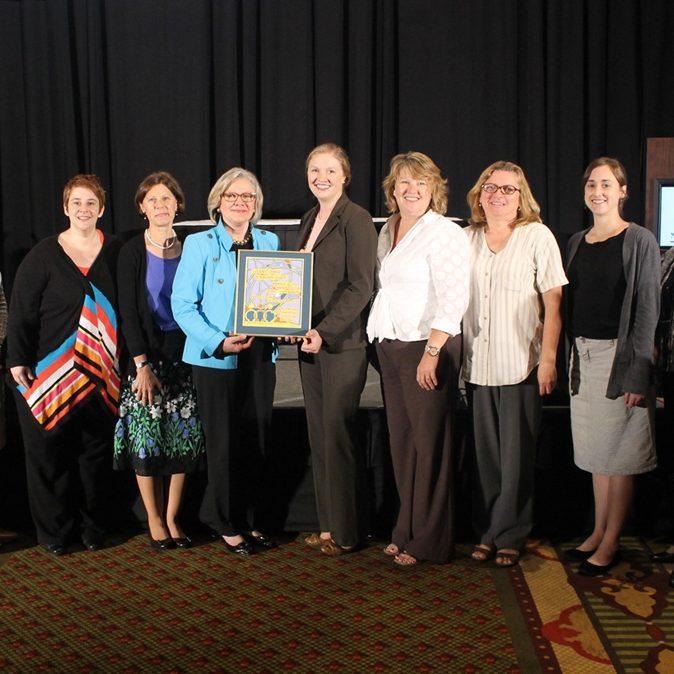 Stewardship Award 2013